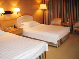 客房类型:普通标间 面积:20(平方米)