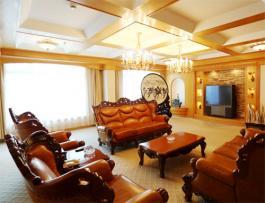 客房类型:商务套间 面积:48(平方米)