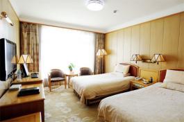 客房类型:豪华标间